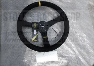 Luisi Mirage Corsa  racing steering wheel shammy leather