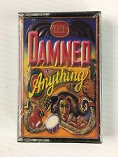 Damned, The - Anything (Cassette) MCGC 6015, MCA Records - NEW