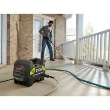 Pressure Washer Electric Reconditioned 1,600 PSI 1.2 GPM Lightweight Portable