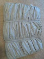 Pottery BarnTeen Pucker Up Comforter TWIN / XL Light Grey NEW