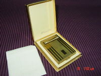 Vintage Bourjois Evening in Paris Triple Compact Orig Boxed Set Powder Lipstick