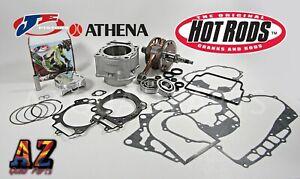 Honda CRF450X CRF 450X 500cc JE Piston Big Bore Stroker Motor Crank Rebuild Kit