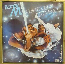 Boney M.-Nightflight To Venus-LP-Vinyl-Record