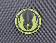 3D PVC Jedi Morale Patch Star Wars Rogue One Galactic Republic VELCRO® Olive