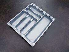 LA CUCINA Besteckeinsatz für 50cm Schubladen 409 x 462mm Nobilia Küche bis 2013
