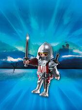 PLAYMOBIL® 6821 Iron Knights w 2 swords + dagger - NEW 2016 - S&H FREE WORLDWIDE