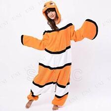 SAZAC Nemo Kigurumi Adult Halloween Costume Anime Free Size Free Shipping NEW