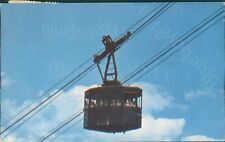 Cannon mountain aerial tramway c1958 new hampshire