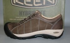 NEW Women's Keen Presidio #5322 Size 6.5 Medium Brown Leather Casual Shoe