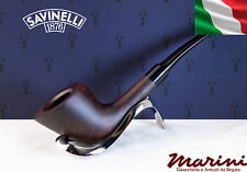 Pipa Pipe Capitol Bruyere by Savinelli radica verniciata scura 904 KS
