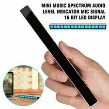 16 Bit Mic Sound Control Level Indicator Led Music Vu Meter Light Audio Spectrum
