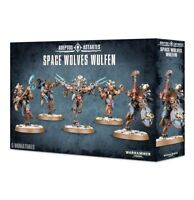 Warhammer 40k - Space Wolves Wulfen - Brand New in Box! - 53-16