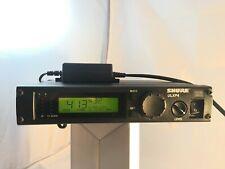 Shure ULXP J1 554-590 MHz wireless microphone receiver & power supply ULXP4 ULX
