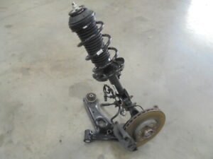 VAUXHALL CORSA Hatch 5dr Front Suspension N/S 2015: 33122
