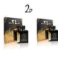 2X Oud 24 Hours 100ml By Ard Al Zaafaran Spray Perfume / Tom Ford Black Orchid