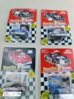 Racing Champions 1:64 NASCAR Lot Of  4 Die Cast Diecast Vintage B9