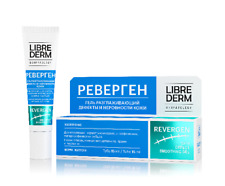 REVERGEN LIBREDERM Reduce: Keloid scars,Acne,Tattoo Removal Scars,Stretch marks