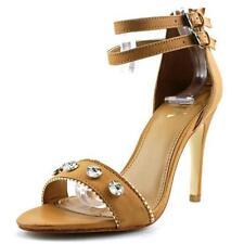 Zapatos de tacón de mujer de tacón alto (más que 7,5 cm) Color principal Beige Talla 38.5