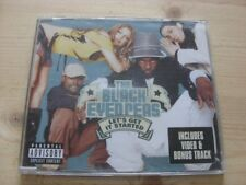 Black Eyed Peas:  Let's get it started    CD Single     NM
