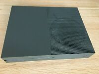 Microsoft Xbox One Slim S Console 1TB Battlefield Military Green Console Only