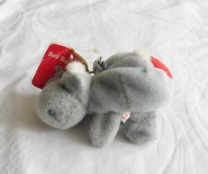 Schlüsselanhänger Nici Plüsch Hippo Nilpferd Bud Belly ca. 9 cm