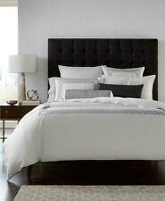 Hotel Collection Greek Key Cotton Full / Queen Comforter Black $385