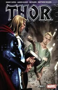 Thor TPB By Donny Cates 2-1ST NM 2021 Stock Image