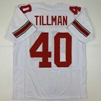 New PAT TILLMAN Arizona White Custom Stitched Football Jersey Size Men's XL