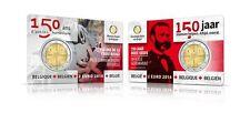 """Commémorative de Belgique 2014 """" 150 ans de la Croix Rouge de Belgique"""""""