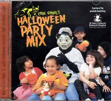 COOL GHOUL'S HALLOWEEN PARTY MIX CLASSIC KIDS SONGS, SOUND EFFECTS & SCARY STORY