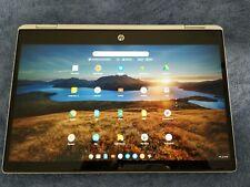 2-in-1 HP Chromebook x360 - 14-da0000TU - 14-inch, i3 Processor, 8GB + 64GB