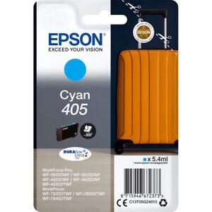 Epson 405 / 405XL - 1 x OEM Genuine Ink Cartridge - Suitcase
