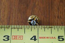 Antique Masonic Knight Templar Cross and Crown Enamel Lapel Pin