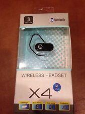 DELTON X4 Bluetooth Head set Black