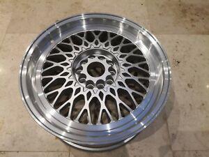 "Wolfrace Eurosport classic 18"" alloy wheel 5x120pdc 5x112pdc et42 18x8.5jj"