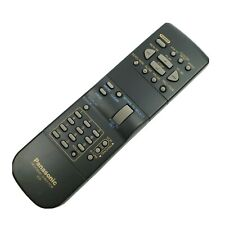 Panasonic Program Director VCR Remote Control - YSQS1418 Cleaned Sanitized works