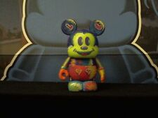 "Disney Vinylmation 3"" Park Set 1 D-tour Series 1 Chalk Rainbow Hearts Mickey"