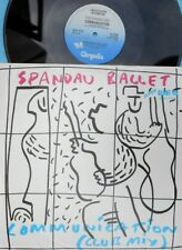 Spandau Ballet ORIG OZ PS 12 Communication (Club mix) NM 83 New Romantic Newwave