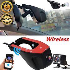 1080P HD Hidden Wifi Car DVR Vehicle Camera Video Recorder Dash Cam Night Vision