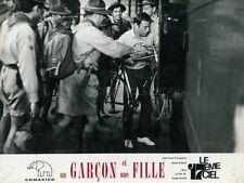 JEAN-LOUIS TRINTIGANT UN GARCON ET UNE FILLE  1966 VINTAGE PHOTO #3
