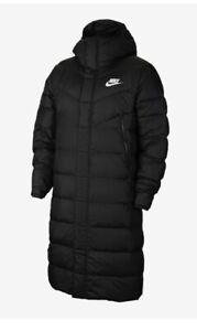 Nike Sportswear Windrunner Down Fill Hooded Puffer Parka Size - Medium BNWT