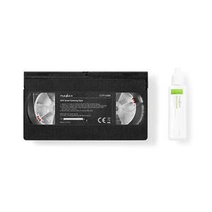 VHS Reinigungsband - Video Nass Reinigungskassette