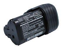 UK Battery for Worx WX125.1 WA3503 WA3509 12.0V RoHS