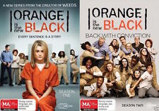 Orange is The New Black SEASONS 1 - 2 : NEW DVD