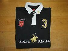 Vintage 2000 Original Strellson St. Moritz Polo Collection Sweater Größe XL Top