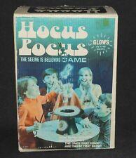 Hocus Pocus Glow Dark 1968 Game Transogram Mib Old Store Stock