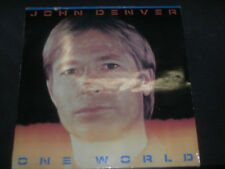 John Denver - One World - LP