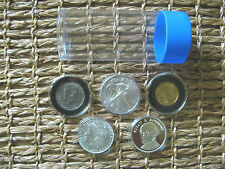3 Airtite Coin Holders Cap-Tube Tite-2 for Model-H  Silver Eagle Dollar Bullion