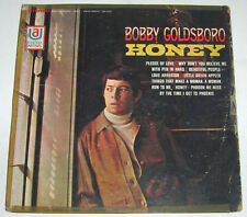 Philippines BOBBY GOLDSBORO Honey LP Record
