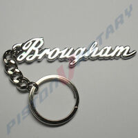 BROUGHAM KEYRING KEY CHAIN like Badge, for HK HT HG V8 PREMIER GTS HOLDEN MONARO